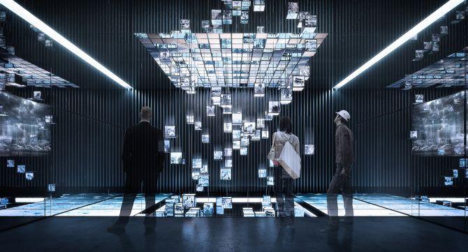 Exhibition Stand Design Proposal : Korea historic museum exhibition design proposal
