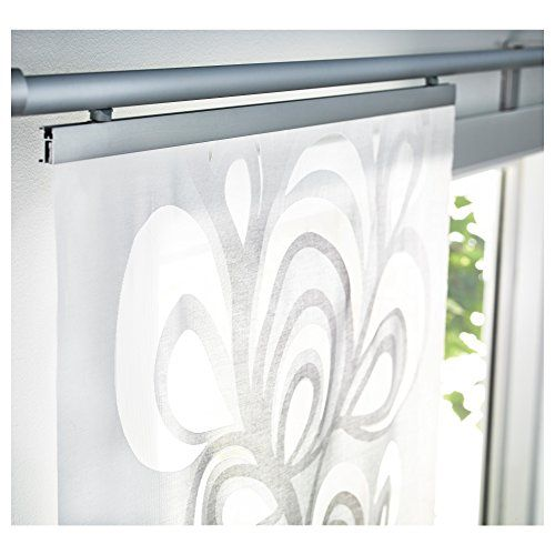Panel Curtain, White