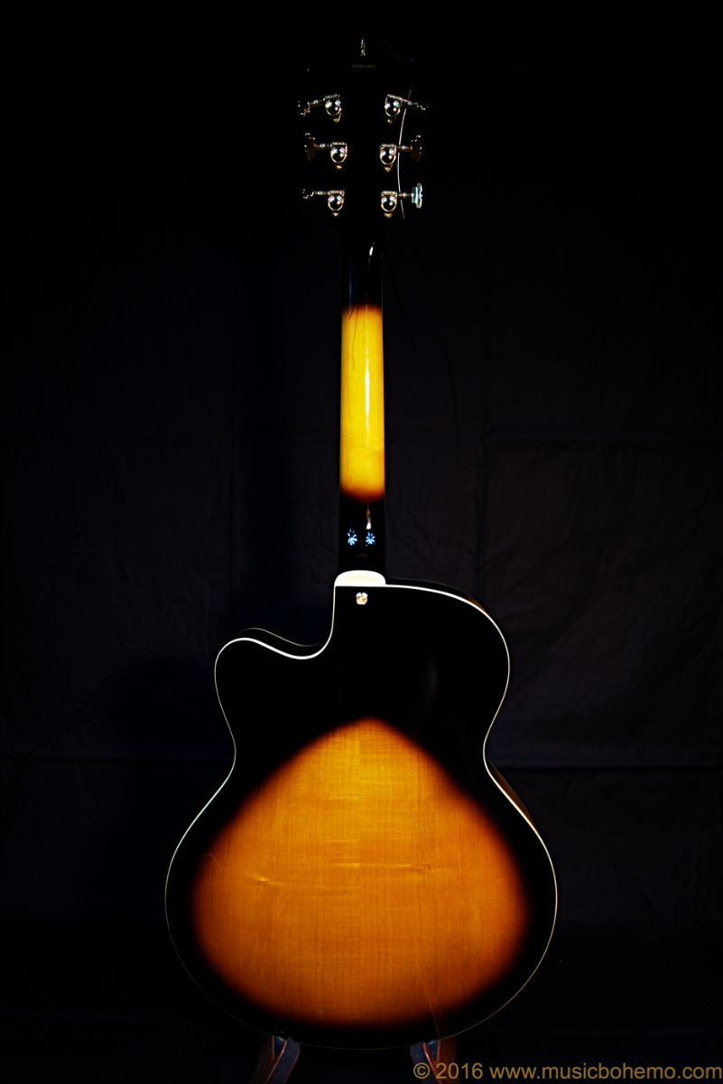 Peerless Monarch Archtop Guitar 7850 Peerless Monarch Archtop Electric Guitar Music Bohemo Music Bohemo Recording Studio Equipment Guitars Basses Tube Archtop Guitar Jazz Guitar Guitar