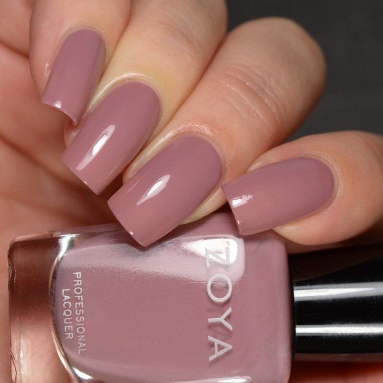 Zoya Naturel and Naturel 2 | Pinterest | Cream nails, Manicure and ...