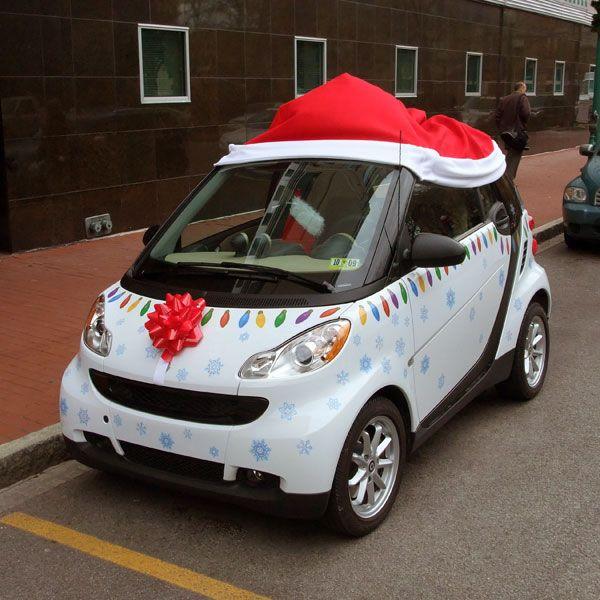 Car Decoration 2017 Decor Christmas For Cars