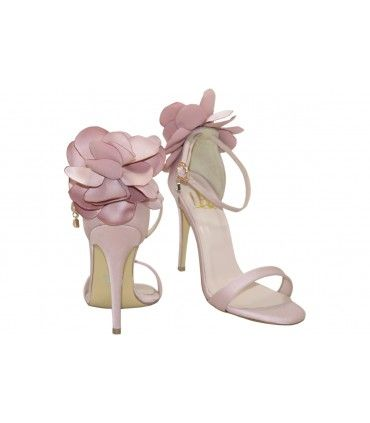 14bd97e7f29 Lou bridal-evening sandals Peony, 2019   Wedding-bridal-evening shoes    Pinterest   Evening shoes, Bridal και Shoes