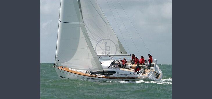 Noleggio barca a Vela Sun Odyssey 45 a Salerno. 4 Cabine ...