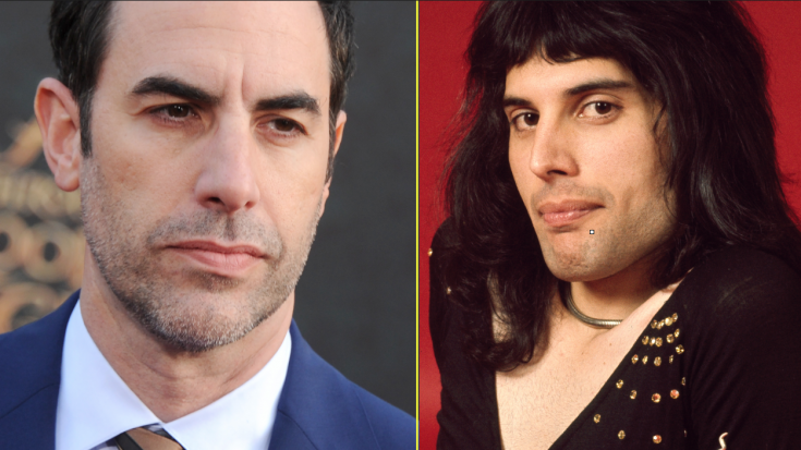 Sacha Baron Cohen Is The Freddie Mercury We Deserve, And You Can't Convince Me Otherwise | I Love Classic Rock Videos