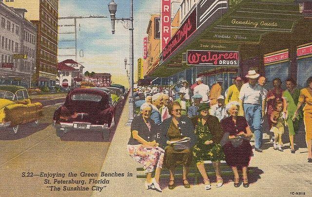 Old Florida Postcards - Bing Images