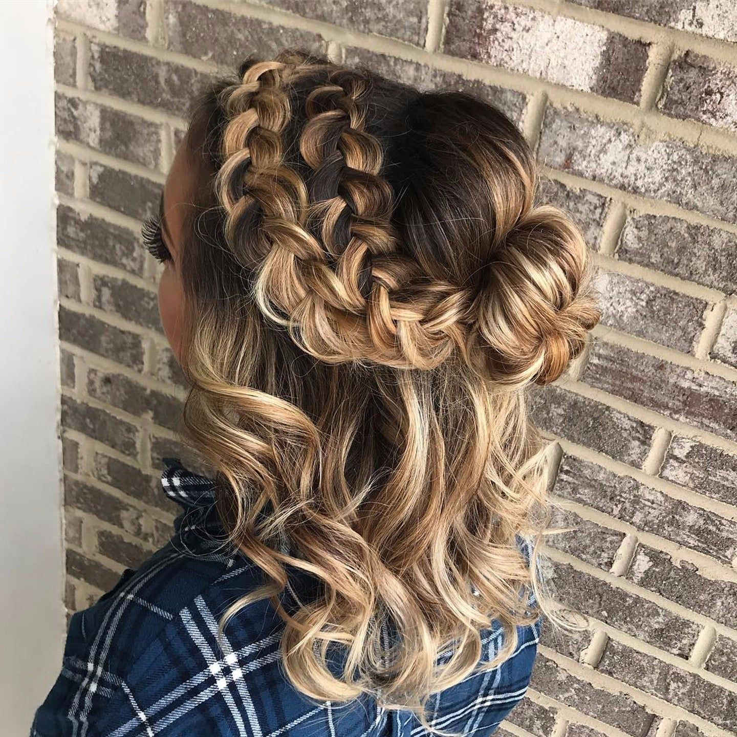 Party Hairstyles www.thestore786.com (With images) | Party hairstyles, Hair styles, Hair lengths