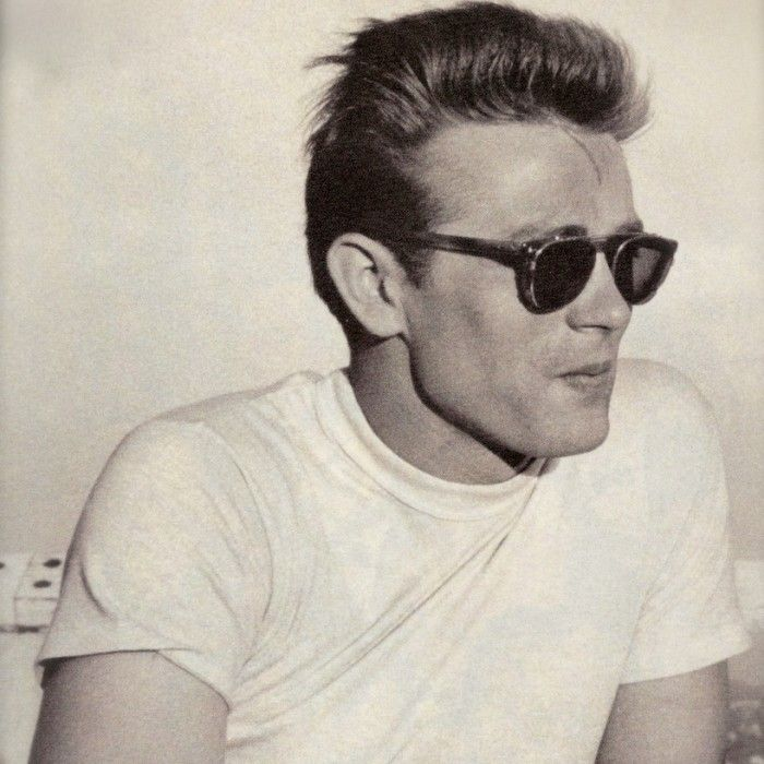 6fdcc469ed34 Shuron Ronsir. James Dean. | ☞ Men's Style: Spectacles ☜ in 2019 ...
