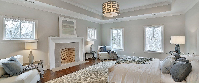 AA Master Bedroom Ideas Pinterest Bedroom fireplace