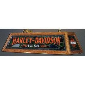 Harley Davidson light for pool table   Things I'd like to ...