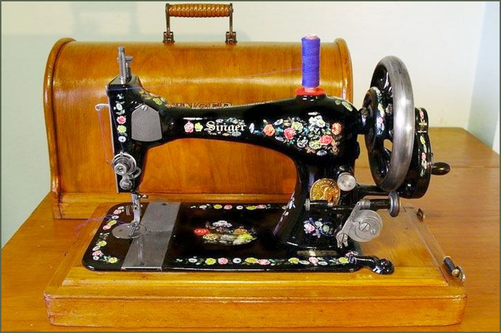 International Sewing Machine Collector's Singer Decal Page Sewing Interesting Hi Speed Lockstitch Sewing Machine Wikipedia