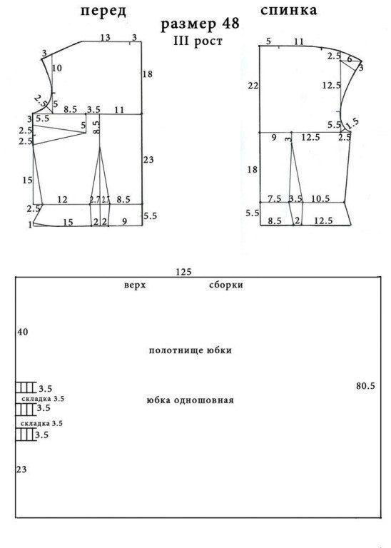 Кройка и Шитье - простые идеи и выкройки   faldas   Pinterest ...