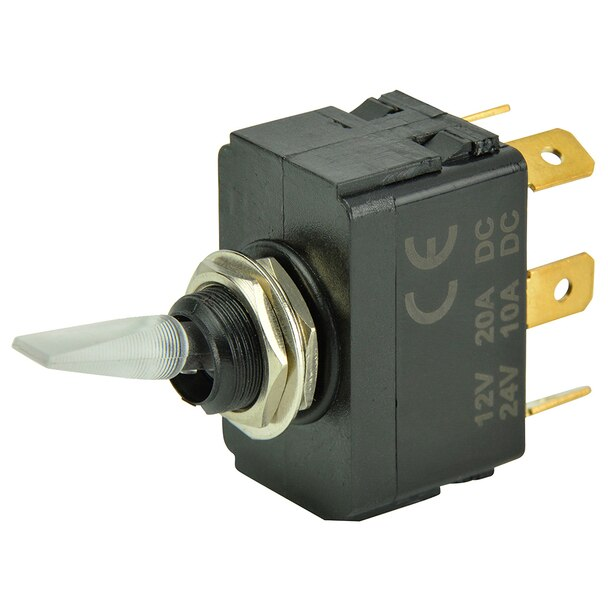 Bep Spdt Lighted Toggle Switch On Off On 1001907 Toggle Switch Switch Toggle