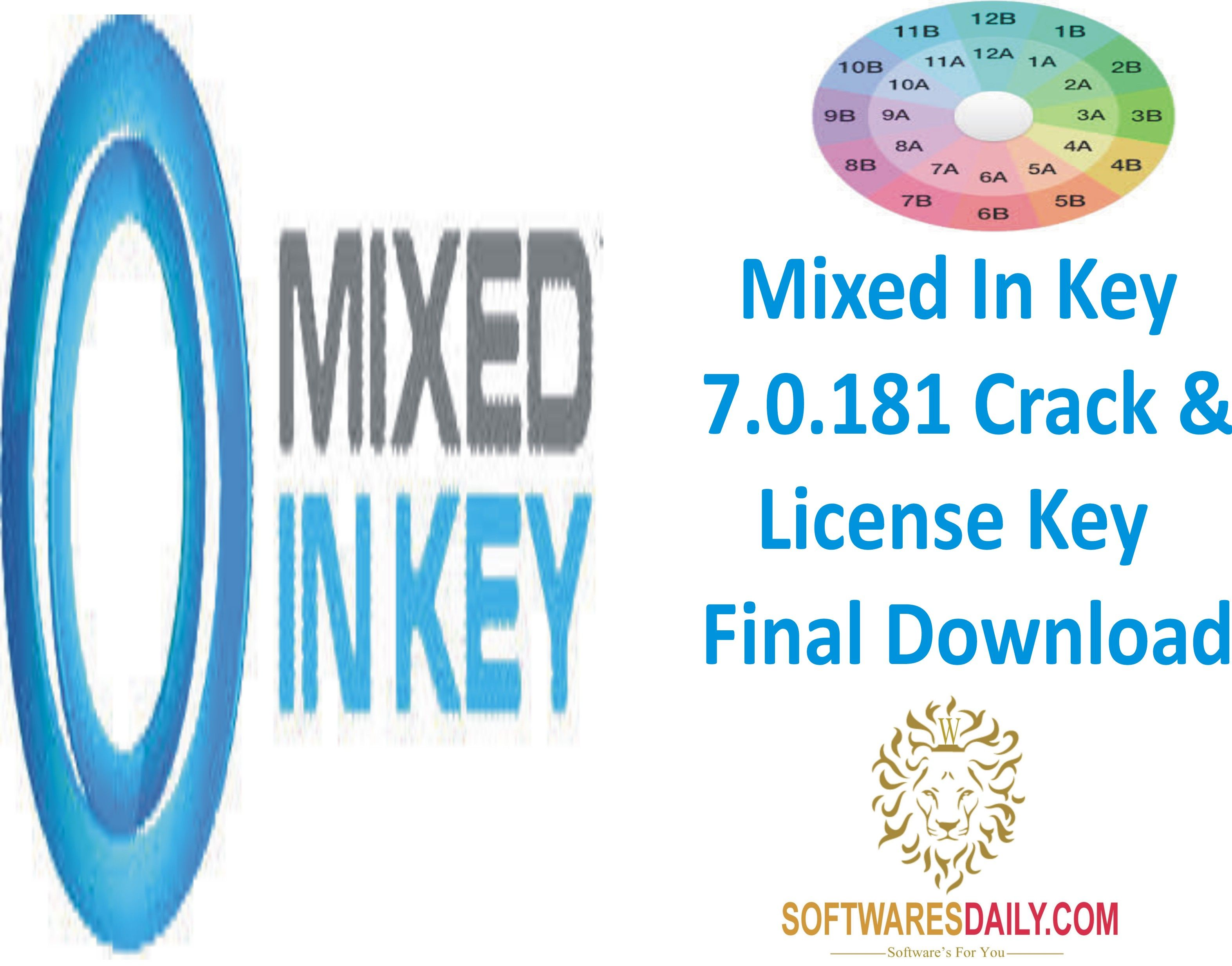 Mixed In Key 7.0.181 Crack & License Key Final Download,Mixed In Key 7.0.181 Crack & License,Mixed In Key 7.0.181 Key Final Download........................