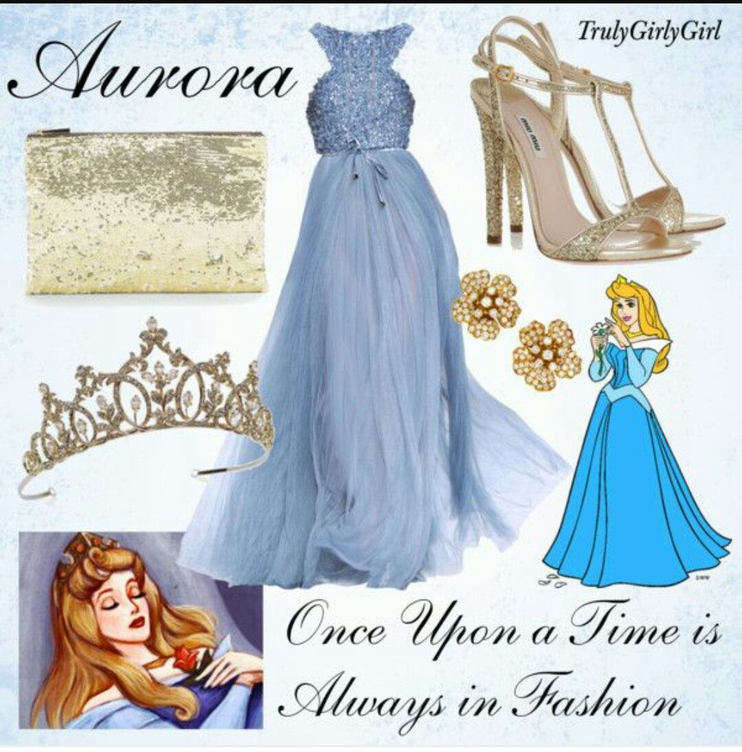 Sleeping Beauty Aurora inspired prom dress | Sleeping Beauty ...