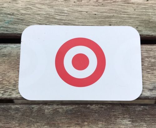 Gift Cards: Target Gift Card $200 -> BUY IT NOW ONLY: $190 on eBay ...