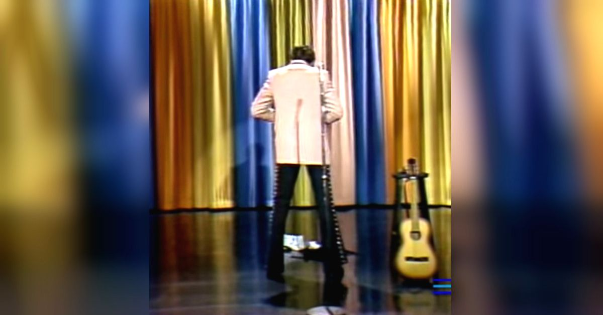 Andy Kaufman Performs As Elvis On Johnny Carson Johnny Carson Andy Kaufman Bones Funny