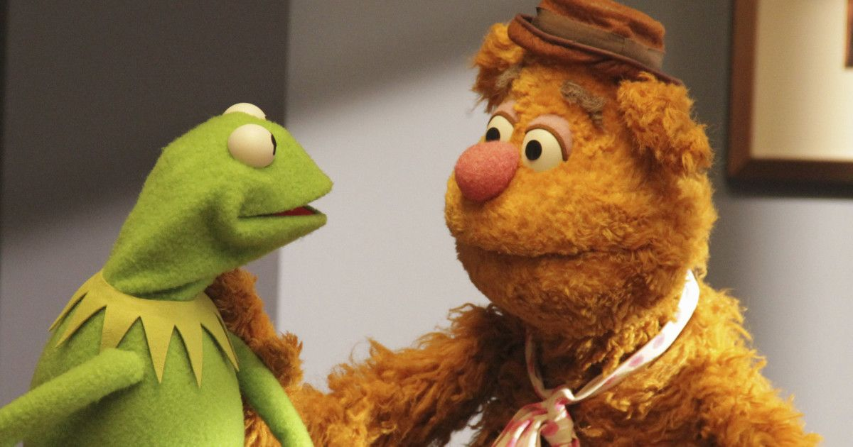 Here are this week's Muppet power rankings.