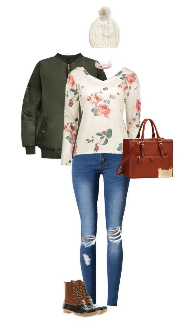 """""""Winter Boots"""" by artamisia on Polyvore featuring WearAll, WithChic and Charlotte Russe"""