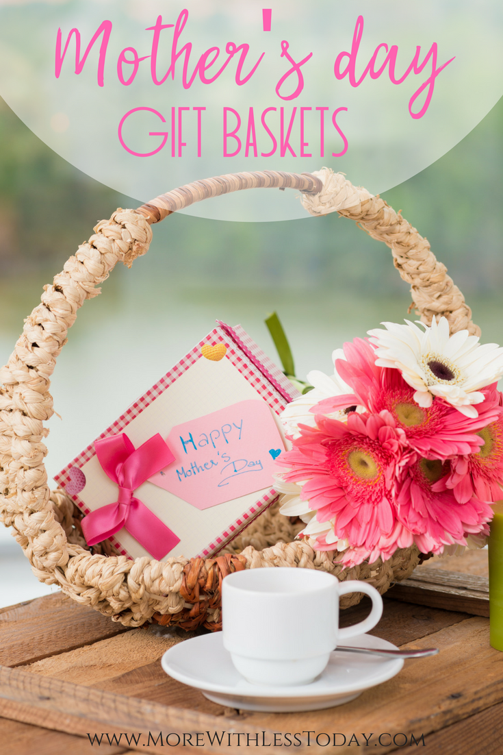 Motherus Day Gift Baskets She Would Love to Receive  Gift