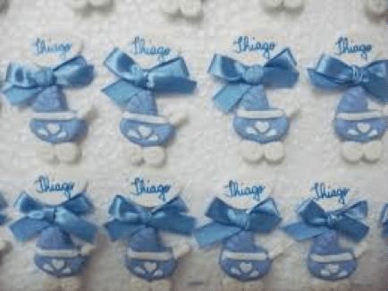 Chá de bebê menino - super ideias de lembrancinhas