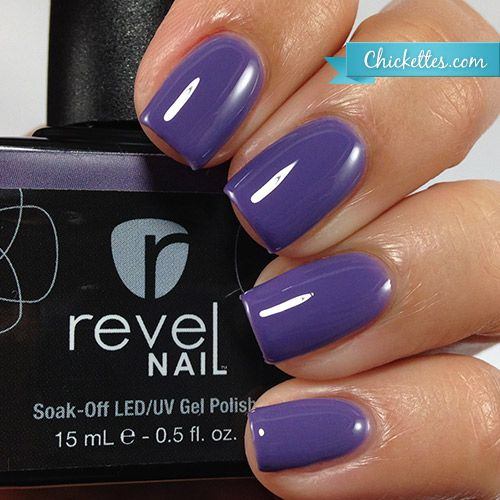Revel Nail Carouse Gel Polish Swatch By Ettes