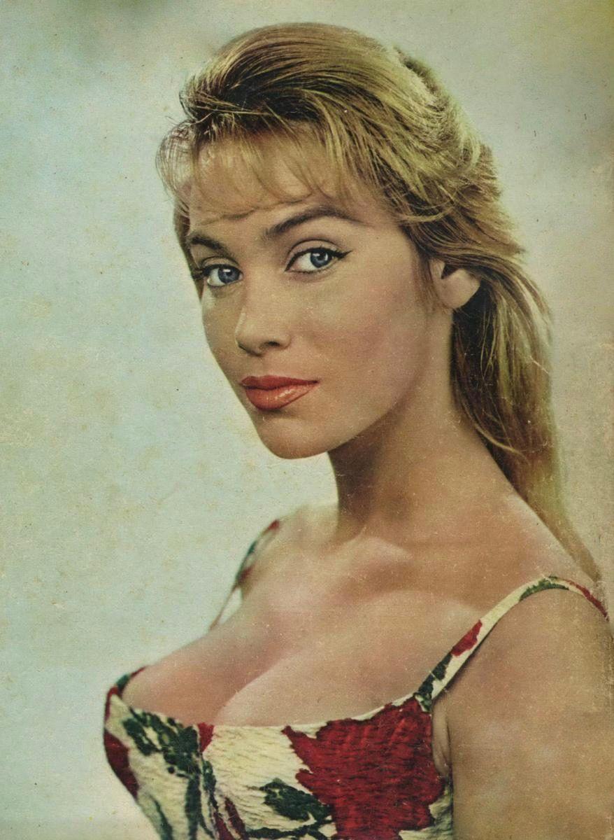 Barbara Bach The Nude Years