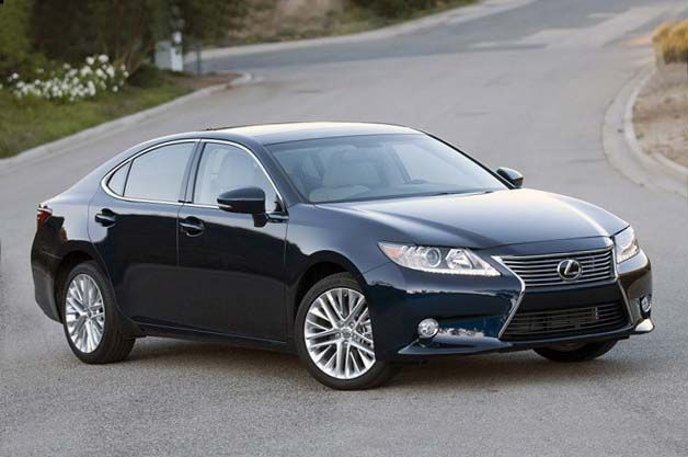 Charming 2014 Lexus ES 350 Review And Price