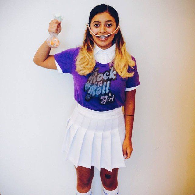 Darla From Finding Nemo | Finding nemo and Halloween costumes
