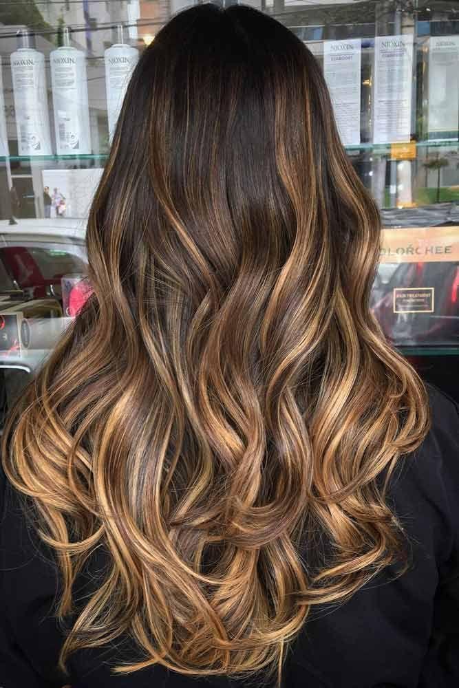 47 Highlighted Hair For Brunettes Hairbeauty Pinterest Hair