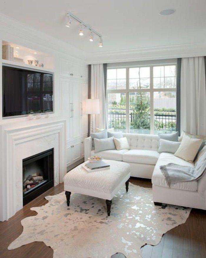 comment adopter la peau de vache dans l int rieur d co pinterest future maison peau de. Black Bedroom Furniture Sets. Home Design Ideas