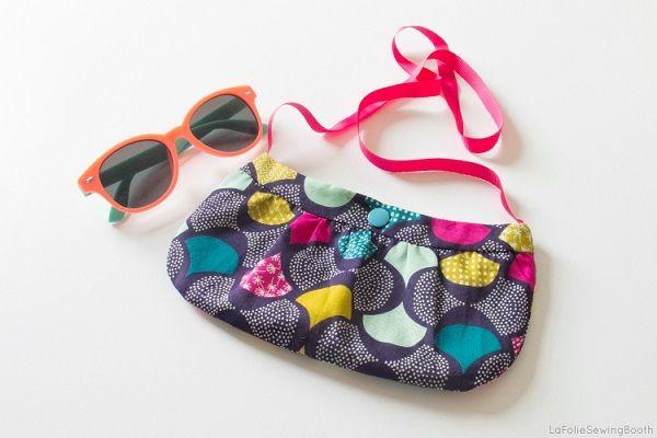 Free pattern: Little girls purse