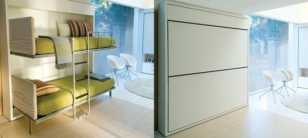 Platzsparende klappbetten wohnzimmer | Betten ...