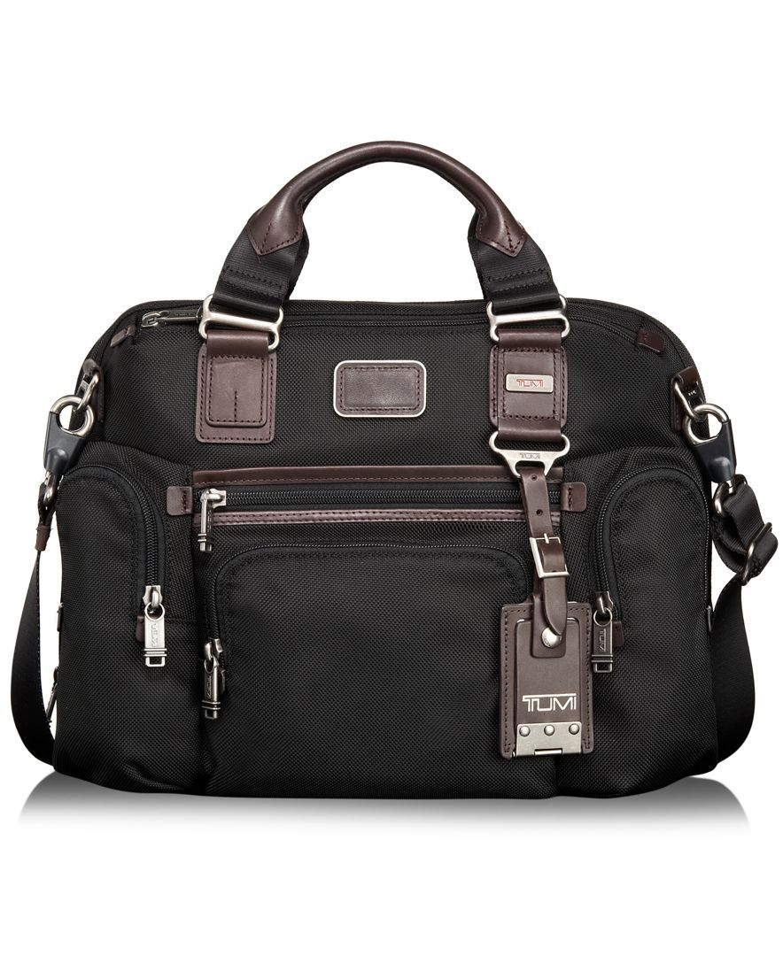 632df08fdbe3 Tumi Bags, Alpha Bravo Brooks Slim Brief | Bags in 2019 | Tumi, Bags ...