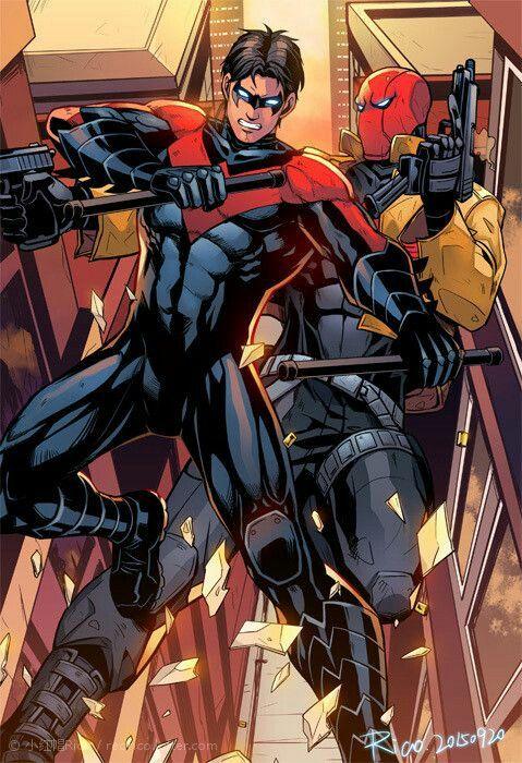 Red hood   Red hood, Marvel dc comics, Dc rebirth