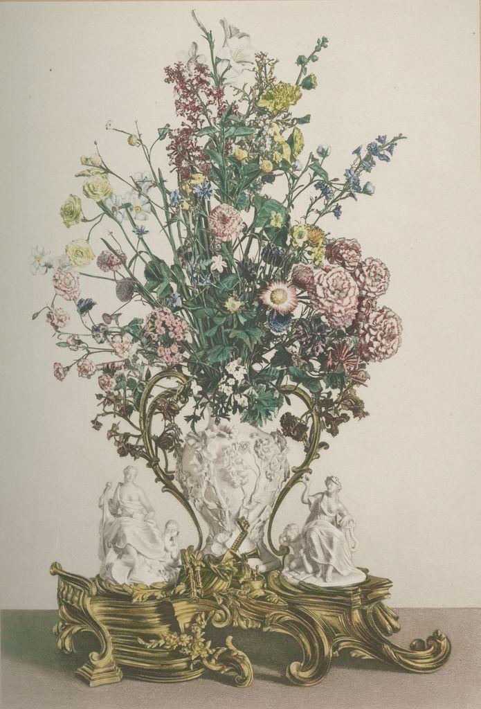 Bouquet De Fleurs En Porcelaine Sevres Musee Recherche Google