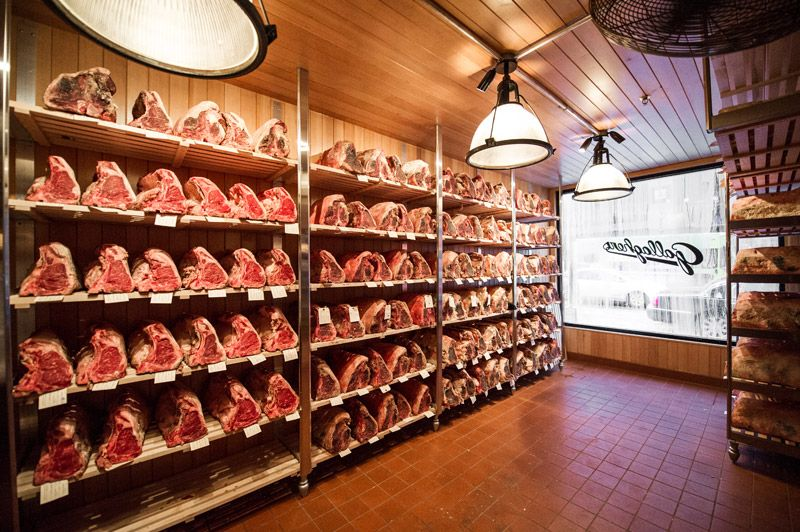 Gallaghers Steakhouse In Nyc