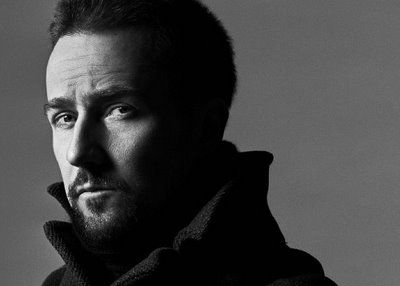 edward norton I love him in anything and everything he does!