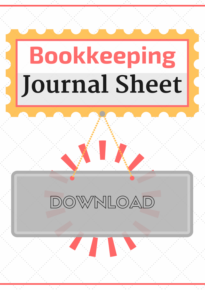 Bookkeeping Journals  Journal Business And Pdf
