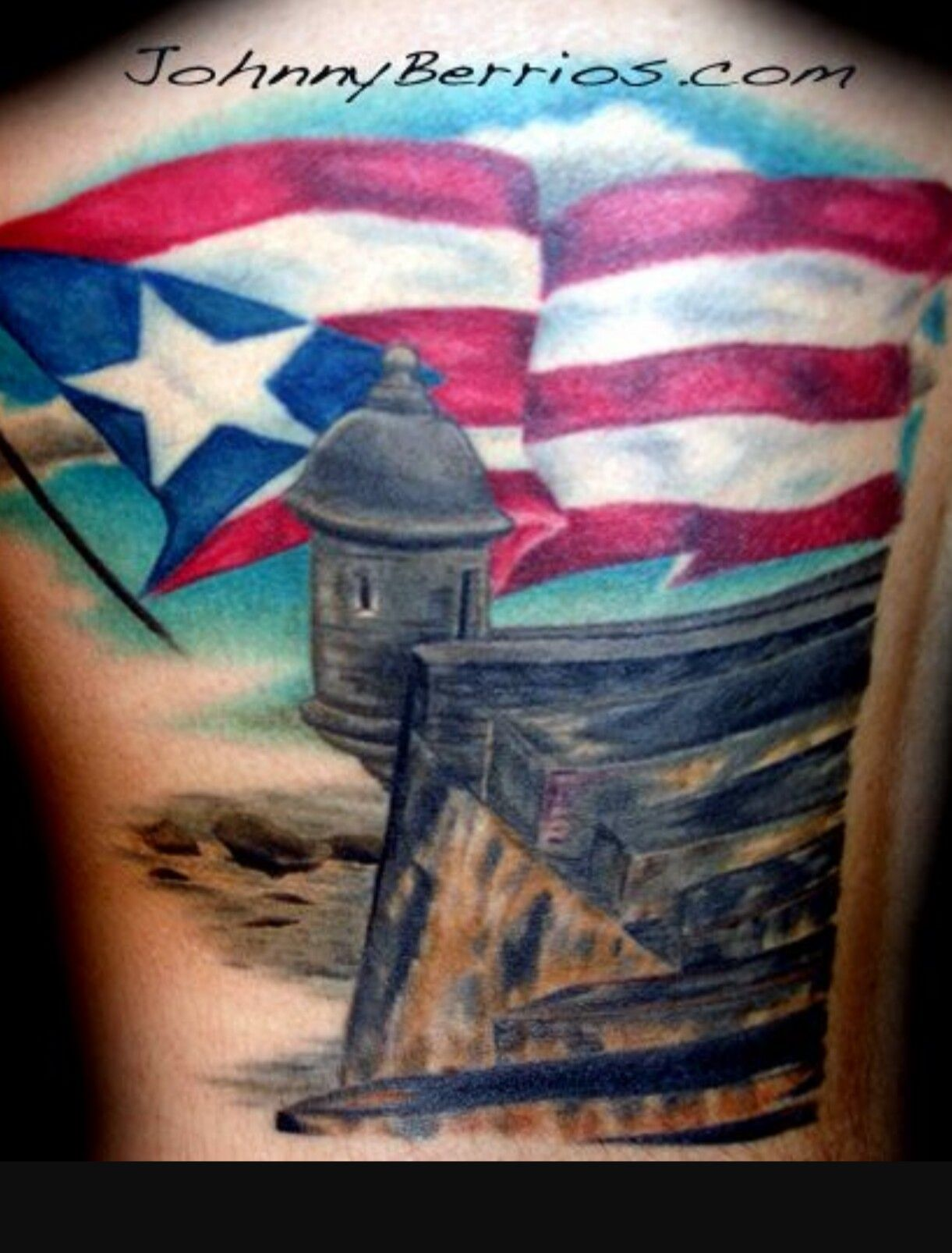 Puerto Ricain tattoo designs Puerto rico tattoo, Cuban