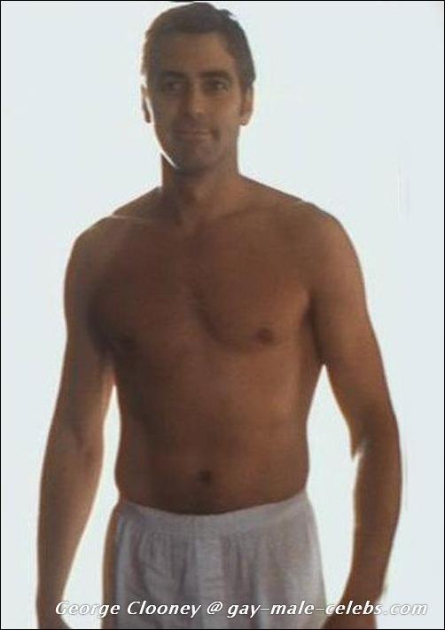 George Clooney Naked Bannedmalecelebs Com George Clooney Nude Photos