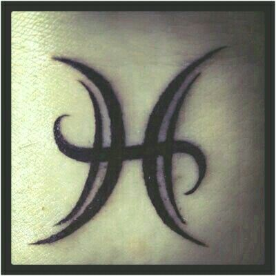 Tattoo Pisces Symbolh Tattoos Pinterest Pisces Tattoo And