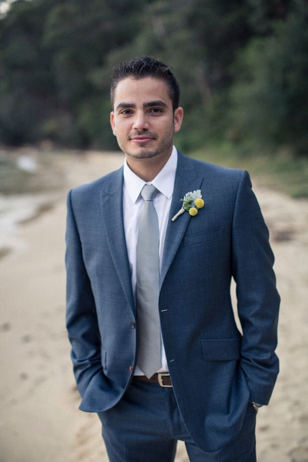 Navy blue suit with silver tie | For the Groom | Pinterest | Navy ...