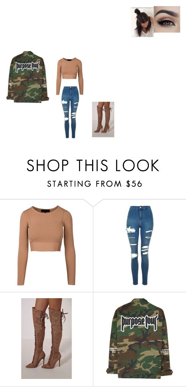 """""""Untitled #438"""" by melissaperez427 on Polyvore featuring Topshop"""