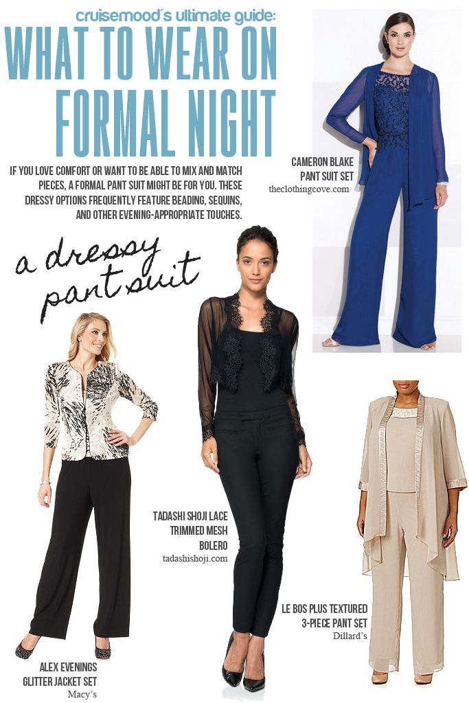 c6f1fc15feb66 What to Wear on Formal Night: Recommendations for Cruise Formal Wear ...
