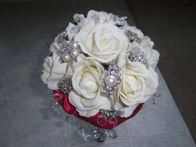 Thses Are Called Real Touch Flowers From Hobby Lobby Much Cheaper