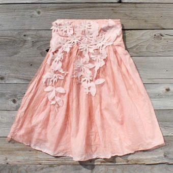 Peach Tree Dress...