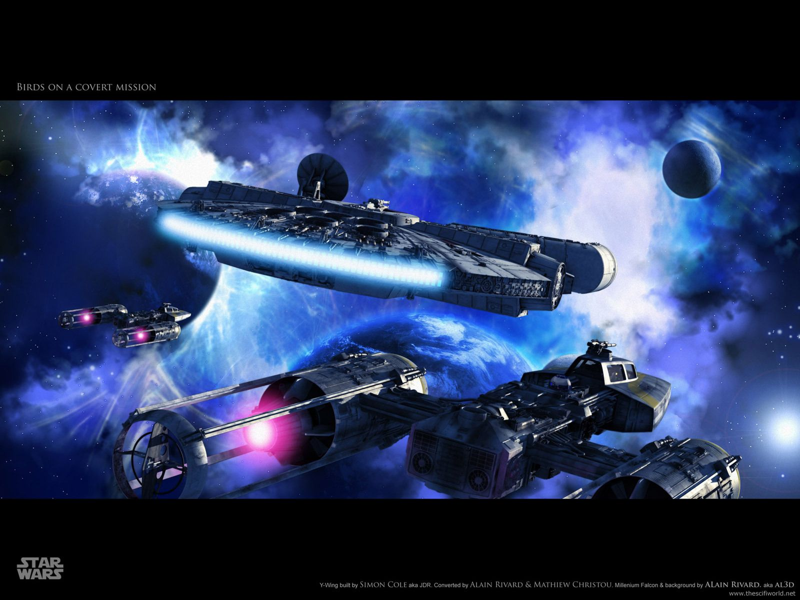 Disenos De Naves De Star Wars Robable Star Wars Wallpaper Star Wars Ships Star Wars Artwork