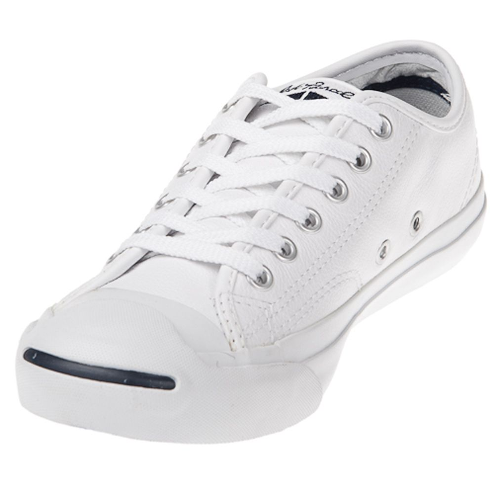 8bc4ed0badb8  89.99 Converse Jack Purcell 1S961 Leather White Navy
