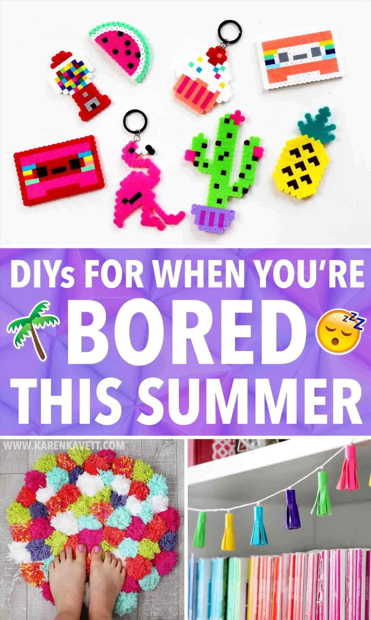 Diys to do at home when bored