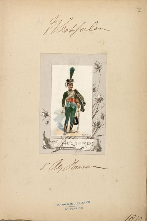 1st. hussars